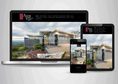 Arden Vale Homes - Website Designer Brisbane Portfolio